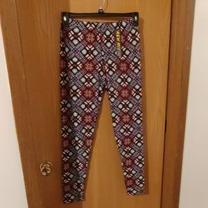 Nwt plus-size leggings size 0x or osfa